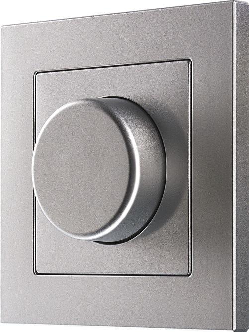 Regulaci n digital led y de bajo consumo con dimmers for Interruptor regulador de luz