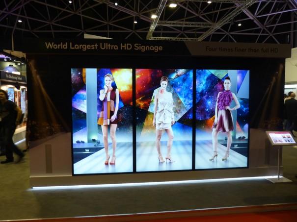 LG monitor ULtra HD 84 pulgadas