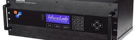 MuxLab estrena una matriz AV de 16×16