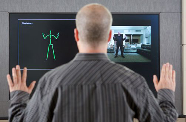 Microsoft Kinect 2 para Windows