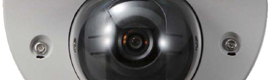 The Panasonic WV-SW158 and WV-SF138 dome ensure surveillance in difficult locations