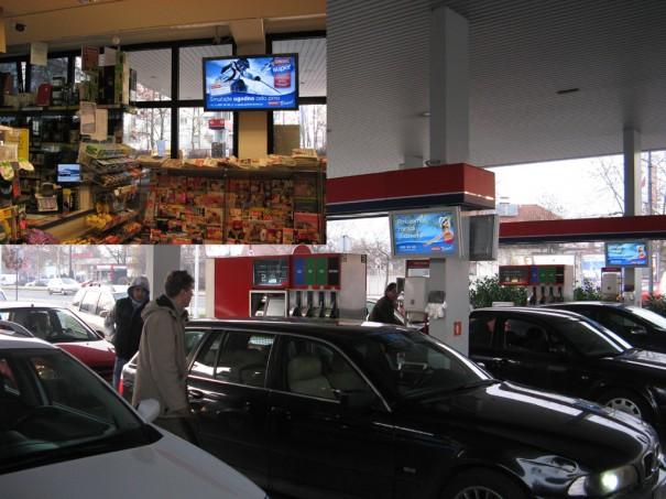 Scala en gasolineras Petrol