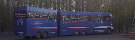Sony colabora con el proyecto educativo The John Lennon Educational Tour Bus que inicia su gira por Europa