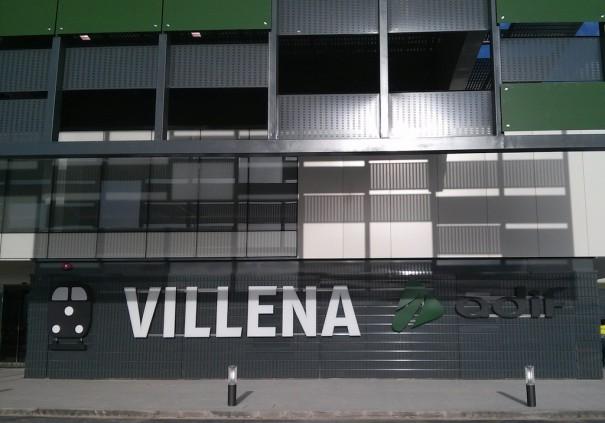 AVE Alicante Villena