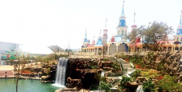 Parque tematico Adlabs Imagica en la India