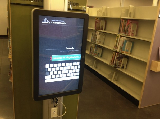 Array Interactive Midland library