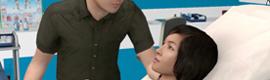 El mundo virtual BornToBeAlive ayuda a las futuras madres a dar a luz a sus hijos