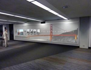 Clear Channel aeropuerto San Francisco