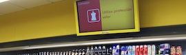 DJ3 Canarias: supermercados inteligentes con digital signage y el canal Hiperdino TV