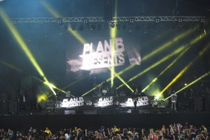 DBN照亮Parklife音乐节2013