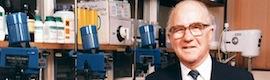 La industria electrónica despide con honores a George William Gray, inventor de la pantalla LCD