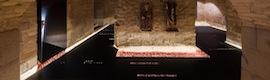 El recorrido interactivo por el museo Occidens en Pamplona, mejor exposición del mundo en los premios de diseño CORE77
