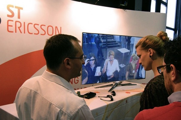 InsideAR 2012 ST-Ericsson的