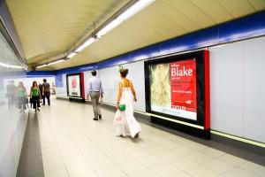 JCDecaux Metro Madrid