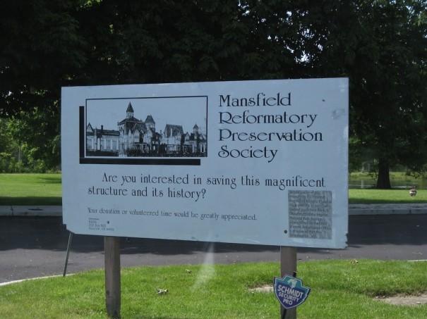 Mansfield reformatorio