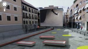 Medialab-Prado Sonic Skate Plaza