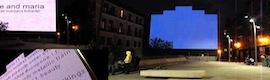 Medialab-Prado convierte Madrid en una pantalla de interfaces sólidas y juegos digitales urbanos