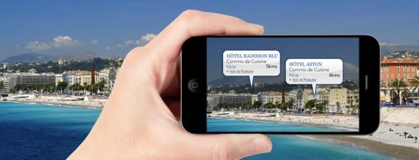 Metropole augmented reality