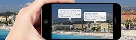 Mètropole Nice Côte d'Azur: tecnología de realidad aumentada al servicio de la búsqueda de empleo