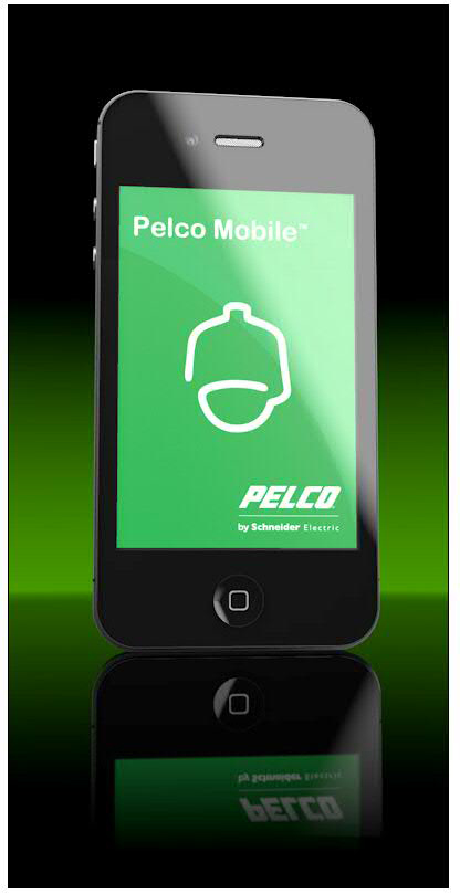 Pelco by Schneider Mobile