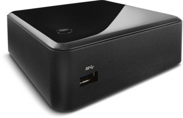 Player Intel NUC VPro Core i5