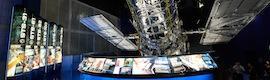 Projectiondesign sumerge a los visitantes en el transbordador Atlantis del mítico Kennedy Space Center en Cabo Cañaveral