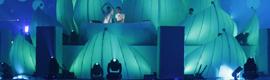 Los equipos de Robe iluminaron el festival de música brasileño Skol Sensation