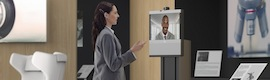 AVA 500 : novateur mobile Robotique Telepresence d'iRobot et Cisco pour les sites distants