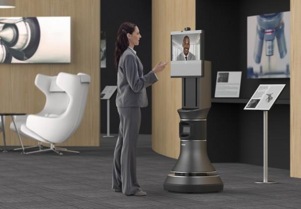 Robot Ava 500