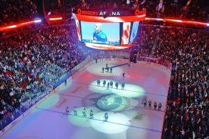 Rogers Arena Vancouver