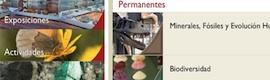 Visita interactiva al Museo Nacional de Ciencias Naturales con la app de Telefónica