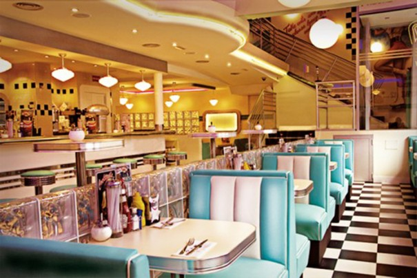 Restaurant Tommy Mels Apart sound