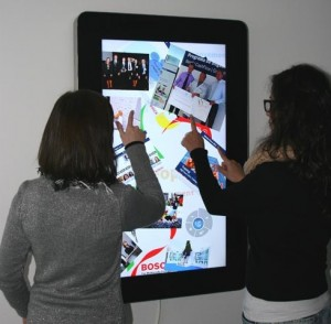 Unedged Arena Multitouch