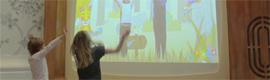 Un mundo virtual de juegos y fantasía para prácticas terapéuticas en el Hospital Royal Children de Londres