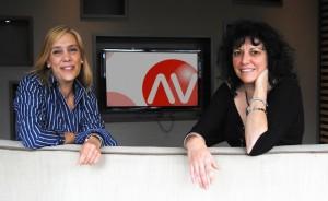 Ana Sanz y Juani Gandía