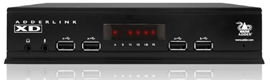 El extensor de vídeo AdderLink XD522 evita las pérdidas de señal en la imagen