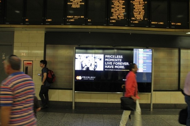 CBS Outdoor Penn Station