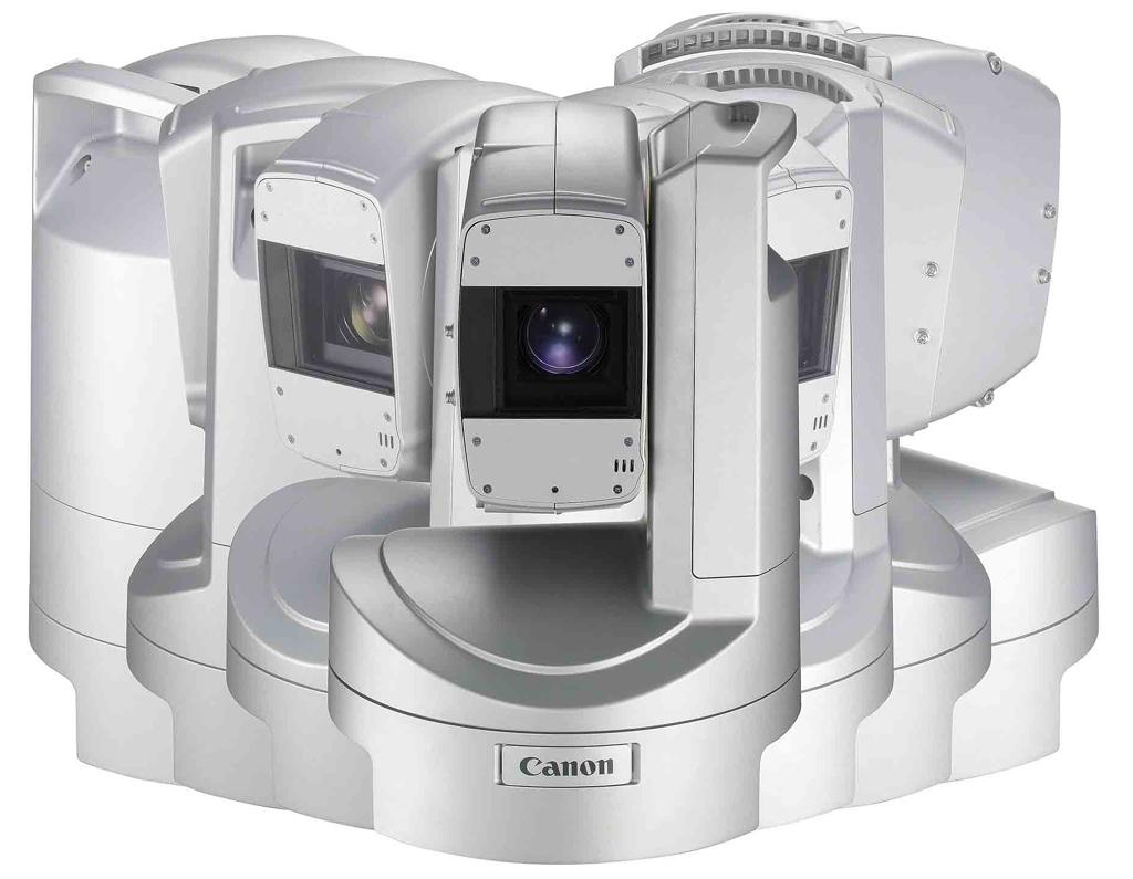 Canon xu 81 y xu 81w c maras de videovigilancia ptz full hd - Camaras de videovigilancia ...