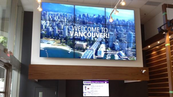 Centro de Turismo de Vancouver