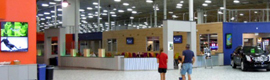 ConnectedSign takes digital signage Spooky Nook Sports Complex
