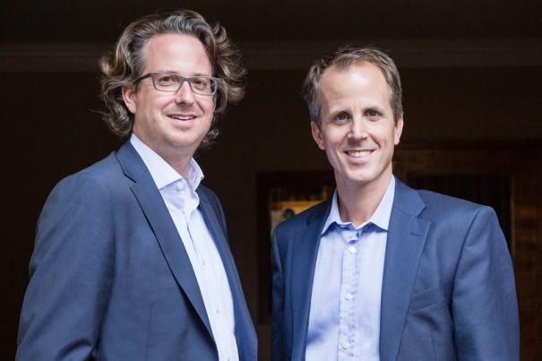 Daniel y Andreas Sennheiser  CEOs