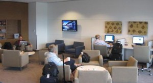 Delta Sky Club con RMG Networks
