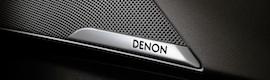 Denon integra un sistema de sonido digital profesional en los nuevos vehículos de Citroën