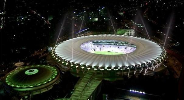 Estadio Maracana Rio