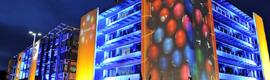 La final de Gran Hermano 14 se viste de gala con proyecciones 3D Mapping