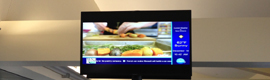 Harris Broadcast-Technologie bringt Digital Signage Clearvision-TV-Kanäle