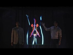 Holograma 3D Гамлет SGUL