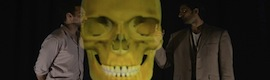 Hologramas 3D de anatomía humana como herramienta de aprendizaje para alumnos de Medicina