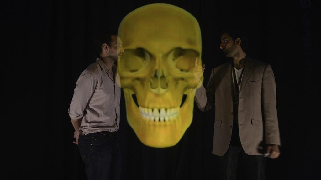 3D Hologramme der menschlichen Anatomie als Lernwerkzeug für ...
