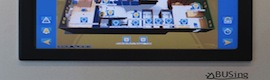 Ingenium: nuevas pantallas táctiles con interfaces gráficas para el control de instalaciones BUSing